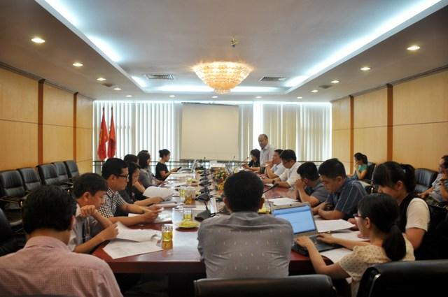 Ảnh: Hội thảo tham vấn về kế hoạch thực hiện của Việt Nam đối với các quyết định tại COP13, CP-MOP8 và NP-MOP2